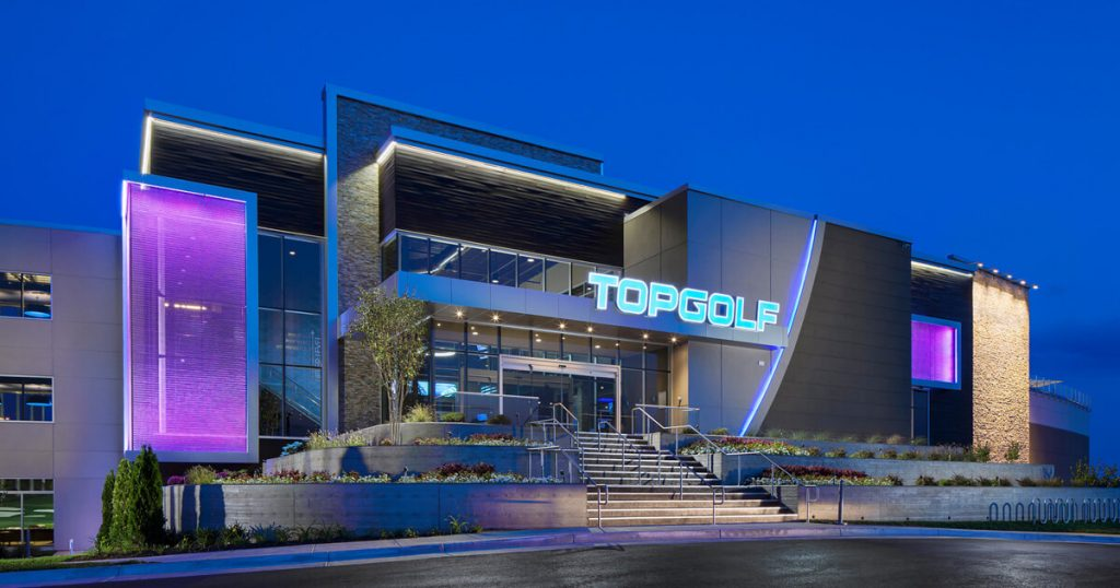 Summer activity in Ashburn? Look no further than Topgolf.
